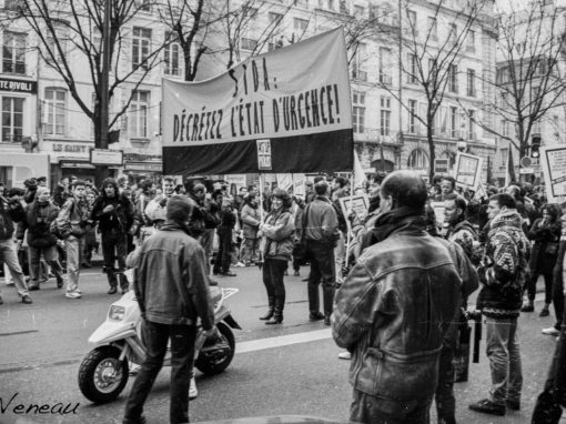 Act Up Paris 1991